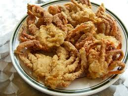 Fried Soft-Shelled Crabs From The Chesapeake Bay