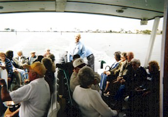 Narrated Boat Cruise